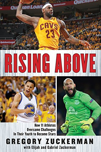 Rising Above: How 11 Athletes Overcame Challenges in Their Youth to Become Stars (Best Middle School Basketball Player)