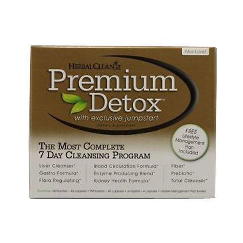 B.N.G. Herbal Clean Premium Detox 7 Day Kit by -