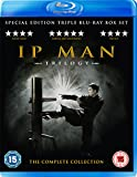IP Man 1,2 & 3 Box Set [Blu-ray]