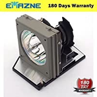 Emazne BL-FP200C Projector Replacement Compatible Lamp With Housing For Optoma HD32 Optoma HD70 Optoma HD7000