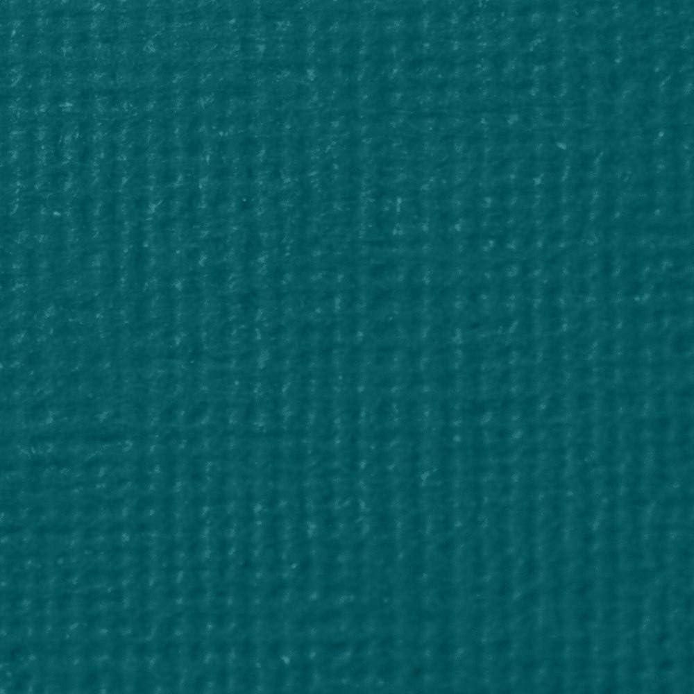 Tonic Studios Craft Papier 30,5 x 30,5 cm Carton 30.00 x 30.00 x 0.10 cm Bleu Sarcelle