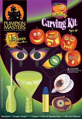 Kids Pumpkin Carving Kit - Pumpkin Masters