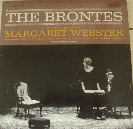 the-brontes-a-dramatic-reading-by-margaret-webster-record-lp-set-1965