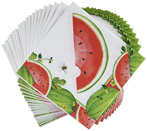 Paperproducts Design 20 Pack Watermelon Cocktail