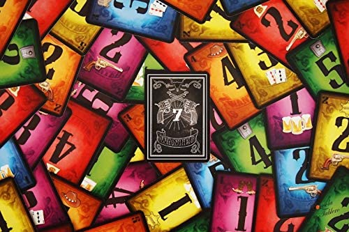 GM Games - Wanted 7 Juego de cartas, GDM122: Amazon.es: Juguetes y juegos