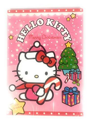Hello Kitty Christmas.Bip Candy Toys Germany Gmbh Xmas Advent Calendar Hello