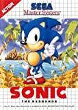Sonic the hedgehog - Master System - PAL