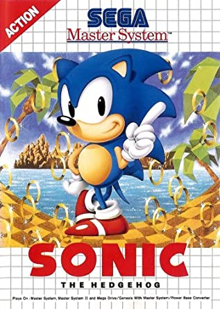 Amazon Com Sonic The Hedgehog Video Games