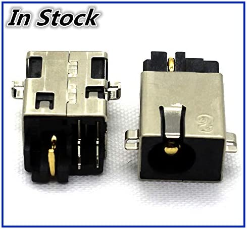 Cable Length: Buy 1 Piece Connectors New DC Jack Power Socket Charging Connector Port for Asus Vivobook S300 S300C S300CA S400C S400CA S400