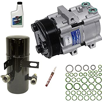 New A//C Compressor CO 29011C Wrangler 55037578AC