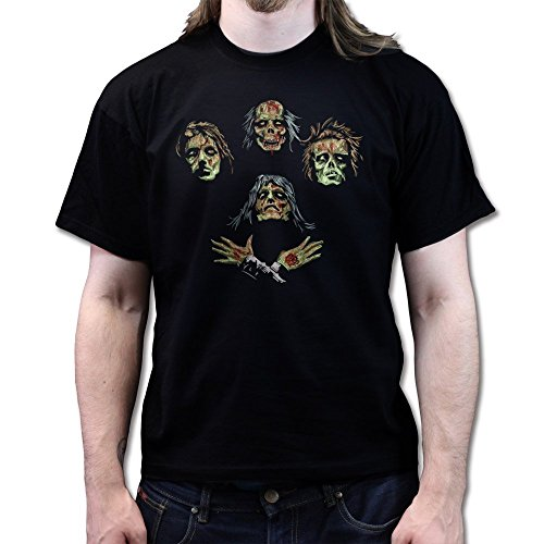 mens-bohemian-zombies-halloween-t-shirt-l-black
