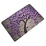 Multi-size Oil Painting Floral Area Door Mat Floor Rug Runner LivebyCare Doormat Entry Carpet Decor Front Entrance Indoor Outdoor Matsfor Decor Decorative Living Room