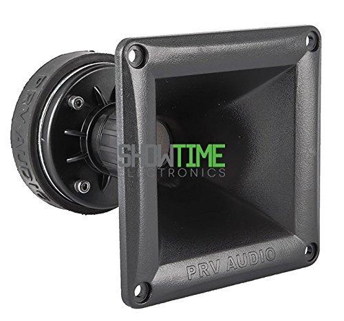 PRV Audio WG-175PH 150 Watt 8-Ohm Titanium Car Pro Audio Horn Super - Titanium Horn Tweeter