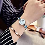 BEARDO Bangel Analog White Dial Women's Watch