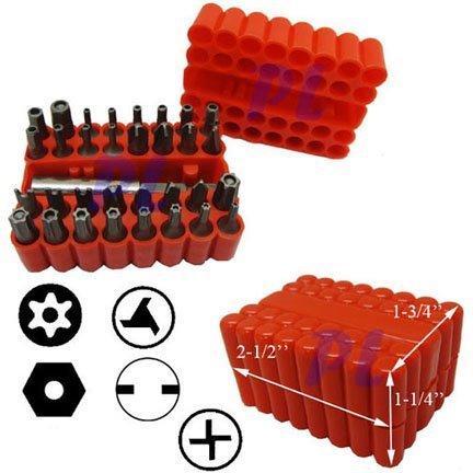 torx screwdriver tamper proof - 6
