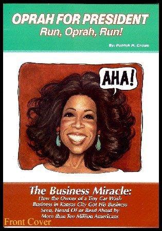 Download Oprah for President, Run, Oprah, Run! ebook