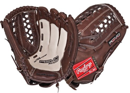 Rawlings Champion Series 12-inch Infield Fastpitch Glove, Left-Hand Throw (C120FP)