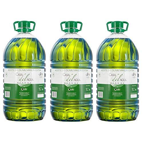 Oro Bailén Casa del Agua – Extra olijfolie van eerste persing Jaen extra olijfolie van eerste persing in economisch 5l