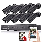 ZOSI CCTV Surveillance System H.264