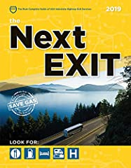 Lists services located at USA Interstate exits nationwide. Gas, food, lodging. shopping and other facilities. Find it all in the windshield, not the rear view mirror.