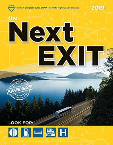 The Next Exit 2019: USA Interstate Highway Exit Directory