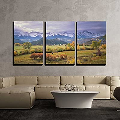 Gorgeous Expert Craftsmanship, Made With Love, on a Rare Overcast Morning in Southwest Colorado on a Rancher x3 Panels
