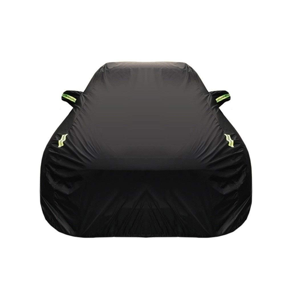 Size : Oxford cloth - built-in lint Compatible con Honda CIVIC TYPE R Cubierta de coche SUV Impermeable Transpirable Gruesa Protecci/ón solar Lona de lluvia Lona