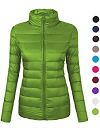 Amazon.com: Green - Coats, Jackets & Vests / Clothing: Clothing ...