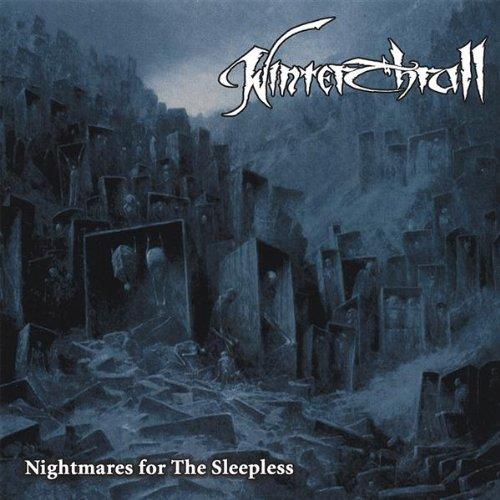 CD : Winterthrall - Nightmares For The Sleepless (CD)