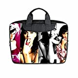 """Custom Katy Perry Laptop Bag Case Cover Bag Water Resistant For Laptop 17"""" Twin sides"""