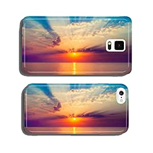 sunrise in the sea cell phone cover case iPhone6