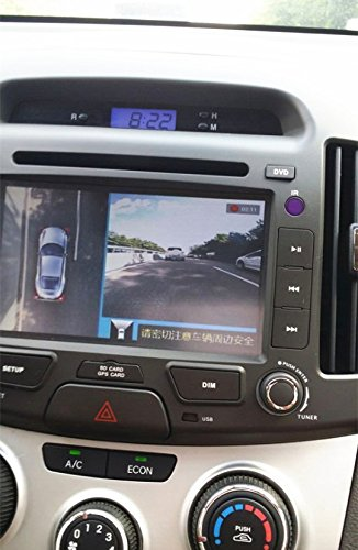 Weivision 360 Bird View Car Dvr Record Surround Parking
