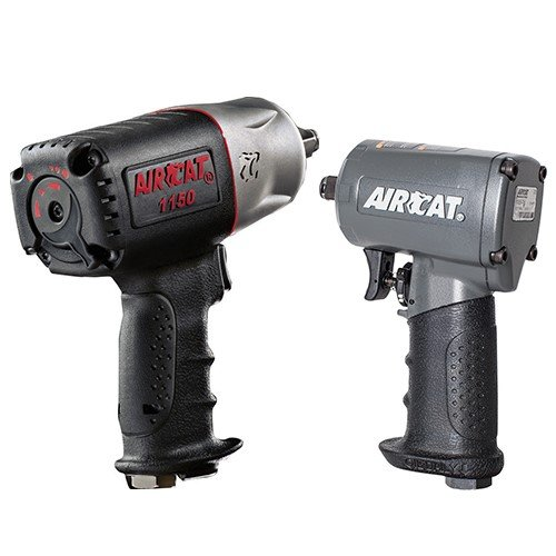 AIRCAT 1150 Killer Torque 1/2-Inch Impact Wrench, Black by AirCat (Image #4)