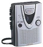 SONTCM400DV - Sony TCM 400DV Handheld Standard Cassette Recorder w/Clear Voice Sound System