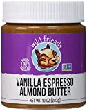 Wild Friends All-Natural Nut Butters Vanilla Espresso Almond Butter 10 oz. (a) - 2PC