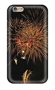 Vicky C. Parker's Shop premium Phone Case For Iphone 6/ Fireworks Tpu Case Cover