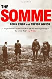 Front cover for the book The Somme by Robin Prior
