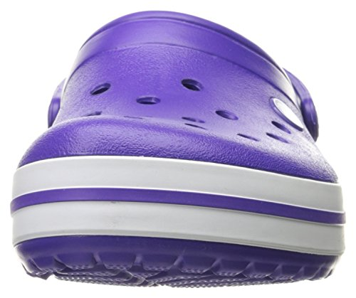 Crocband ultravioletta Adulto Viola Unisex Bianco Zoccoli Crocs HwP48xqq