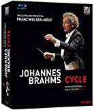 BRAHMS. Cycle. Cleveland Orchestra,  (Blu-Ray)