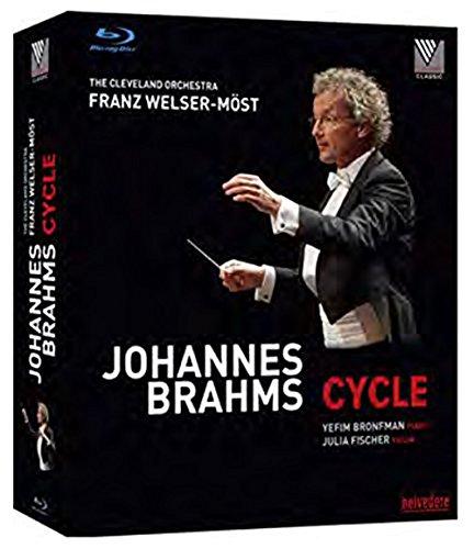 Brahms Cycle [Blu-ray] ()