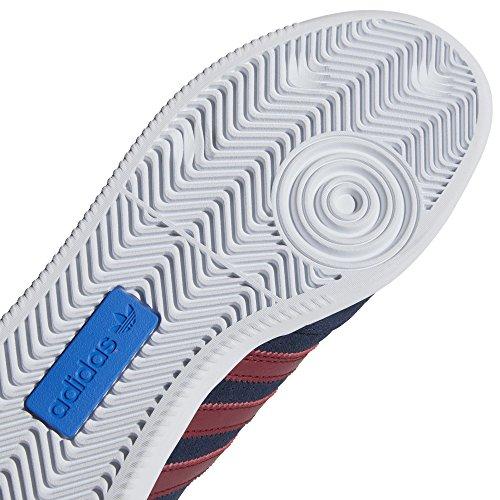 adidas Samba ADV, Zapatillas de Skateboarding Unisex Adulto, Azul (Maruni/Buruni/Ftwbla 000), 44 EU