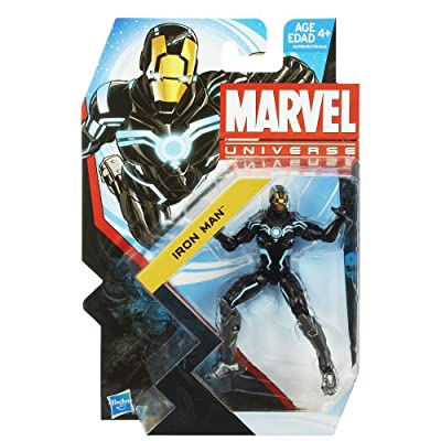 Marvel Universe Iron Man Figure 3.75 Inches: Toys & Games