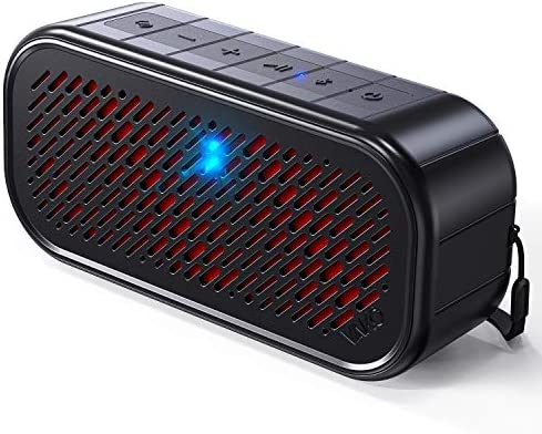 Tapping Shaking Bluetooth Speaker