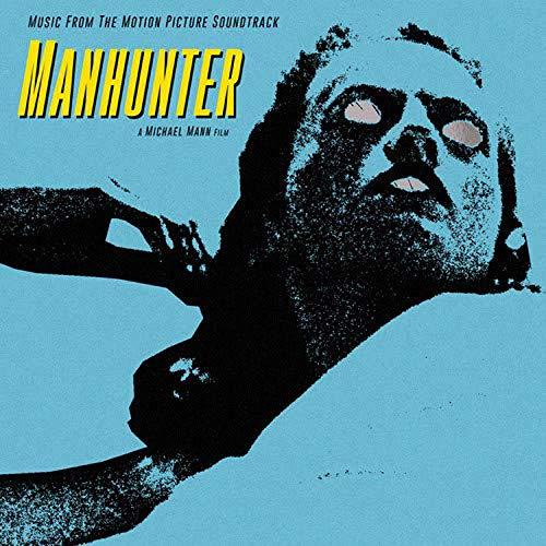Vinilo : Manhunter (Original Soundtrack) - Manhunter (original Soundtrack) (Blue, 180 Gram Vinyl, Gatefold LP Jacket, 2PC)