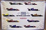 2005 Indy Racing Honda Autograph Danica Patrick Poster