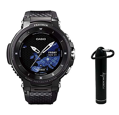 Amazon.com: Casio Pro Trek WSD-F30 Outdoor GPS Touchscreen ...