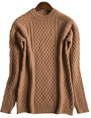 Cashmere Cable Sweater - 7