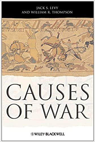 Amazon.com: Causes of War (9781405175593): Jack S. Levy, William R ...