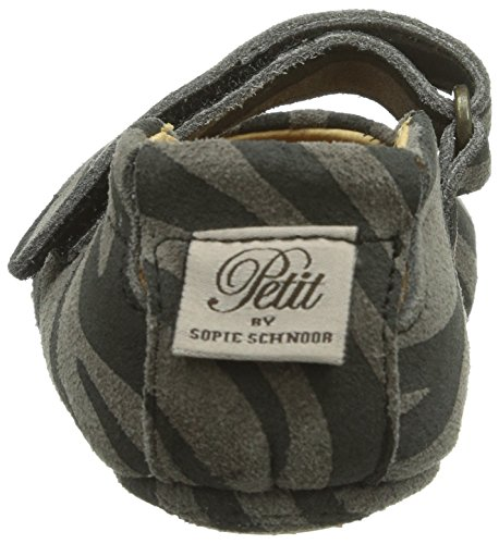 Sofie Zebra Multicolore P802C By Schnoor Petit fille Chaussons YaF1wn