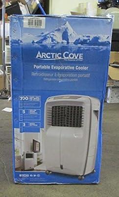 Arctic Cove 700 CFM 3 Speed Portable Evaporative Cooler for 500 sq. ft.